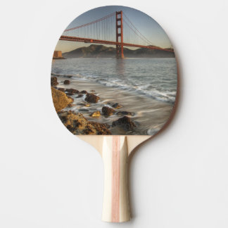 USA, California, San Francisco.  A scenic view Ping Pong Paddle