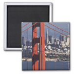 USA, California, San Francisco. Aerial view of Square Magnet