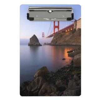 USA, California, San Francisco. Golden Gate 2 Mini Clipboard