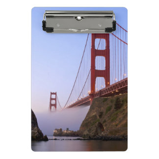 USA, California, San Francisco. Golden Gate 3 Mini Clipboard