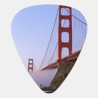 USA, California, San Francisco. Golden Gate 3 Plectrum