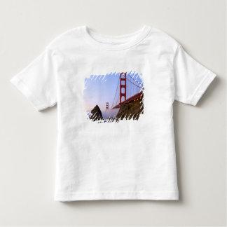 USA, California, San Francisco. Golden Gate 3 Tshirt