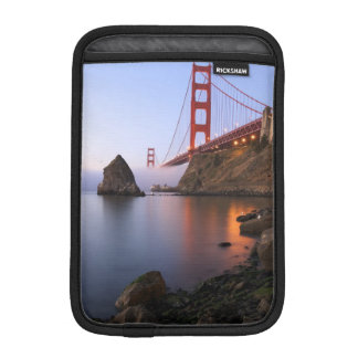 USA, California, San Francisco. Golden Gate iPad Mini Sleeve