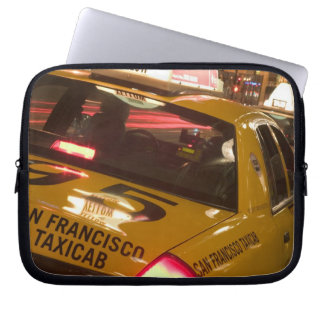 USA, California, San Francisco Union Square Laptop Sleeve