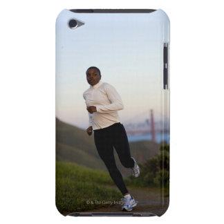 USA, California, San Francisco, Woman jogging, Barely There iPod Cover