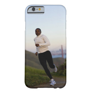 USA, California, San Francisco, Woman jogging, Barely There iPhone 6 Case