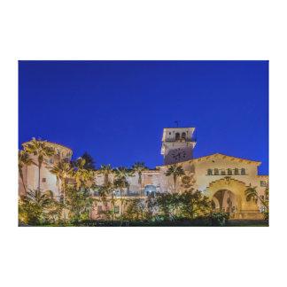 USA, California, Santa Barbara Gallery Wrap Canvas