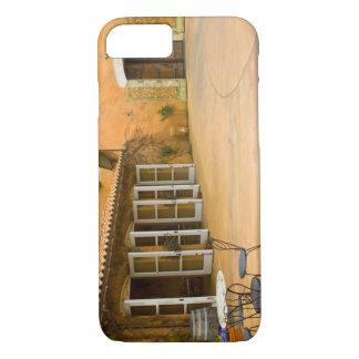 USA, California, Sonoma Valley, Patio at Viansa iPhone 8/7 Case