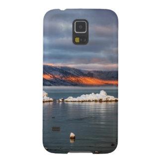 USA, California, Sunrise at Mono Lake Case For Galaxy S5