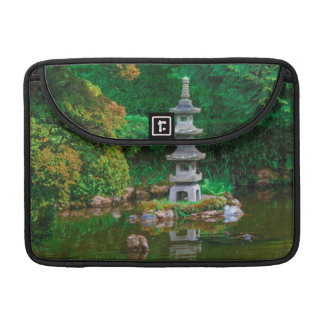USA, California. View Of A Pond Sleeve For MacBooks
