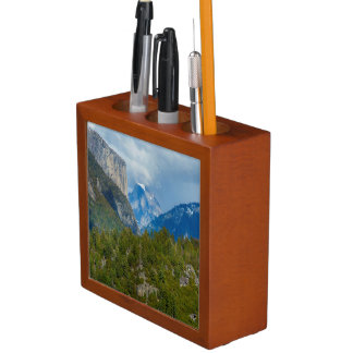 USA, California. View Of Half Dome In Yosemite Desk Organiser