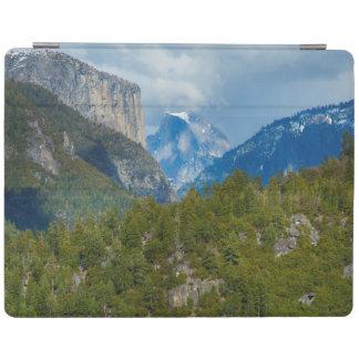USA, California. View Of Half Dome In Yosemite iPad Cover