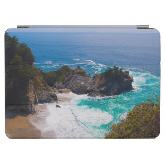 USA, California. View Of Mcway Falls iPad Air Cover