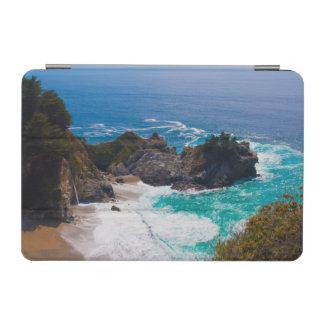 USA, California. View Of Mcway Falls iPad Mini Cover