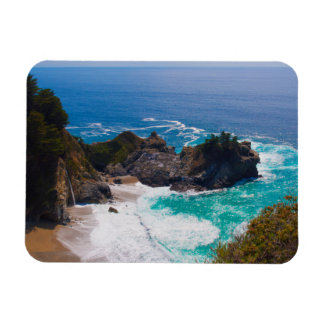 USA, California. View Of Mcway Falls Magnet