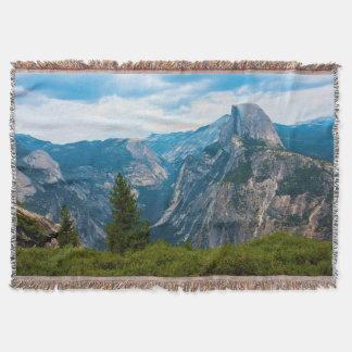 USA, California, Yosemite National Park 1 Throw Blanket