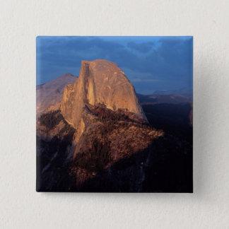 USA, California, Yosemite National Park, 3 15 Cm Square Badge