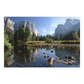 USA, California, Yosemite National Park, 3 Photo Print