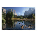 USA, California, Yosemite National Park, 3 Poster