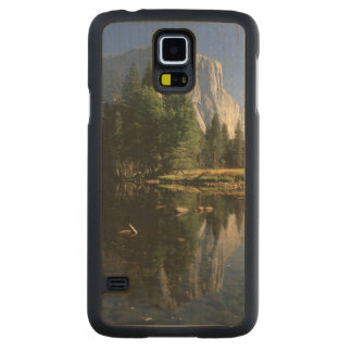 USA, California, Yosemite National Park, 5 Carved Maple Galaxy S5 Case