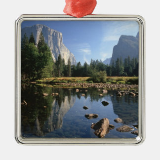 USA, California, Yosemite National Park, 5 Christmas Ornament