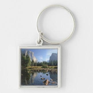 USA, California, Yosemite National Park, 5 Keychains