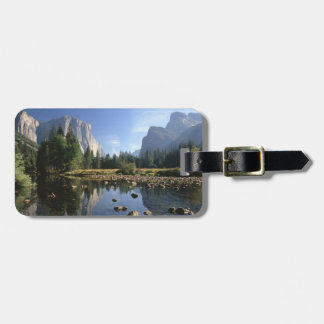 USA, California, Yosemite National Park, 5 Bag Tags