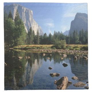 USA, California, Yosemite National Park, 5 Napkin
