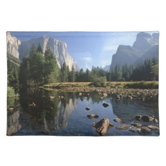 USA, California, Yosemite National Park, 5 Placemat