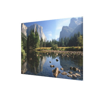 USA, California, Yosemite National Park, Gallery Wrap Canvas