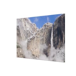 USA, California, Yosemite National Park. Canvas Print