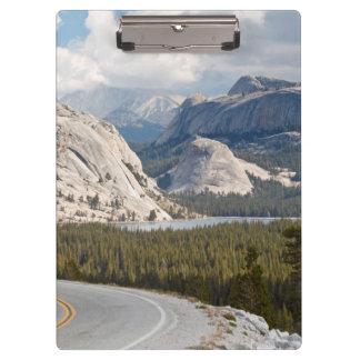 USA, California, Yosemite National Park Clipboard