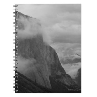 USA, California, Yosemite National Park, El 3 Notebooks