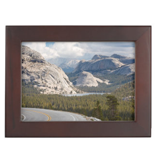USA, California, Yosemite National Park Keepsake Box