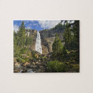 USA, California, Yosemite National Park, Nevada Jigsaw Puzzle