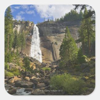 USA, California, Yosemite National Park, Nevada Square Sticker