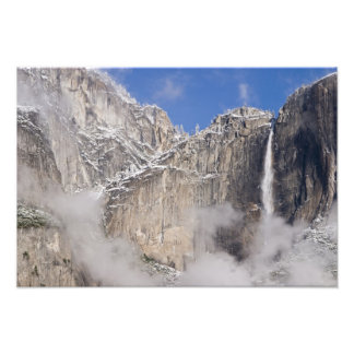 USA, California, Yosemite National Park. Photo Print