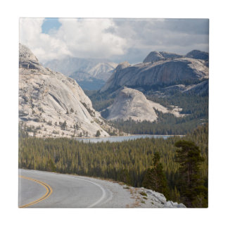 USA, California, Yosemite National Park Tile