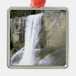 USA, California, Yosemite National Park. Vernal Christmas Ornament