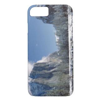 USA, California, Yosemite NP. The Merced River, iPhone 8/7 Case