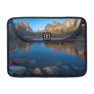 USA, California. Yosemite Valley View 2 Sleeve For MacBooks