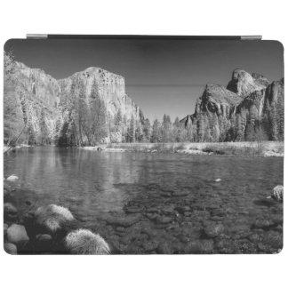 USA, California. Yosemite Valley View iPad Cover