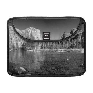 USA, California. Yosemite Valley View Sleeve For MacBooks