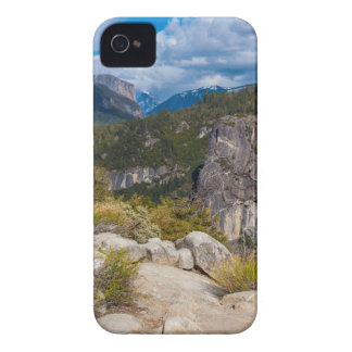 USA, California. Yosemite Valley Vista 2 Case-Mate iPhone 4 Cases
