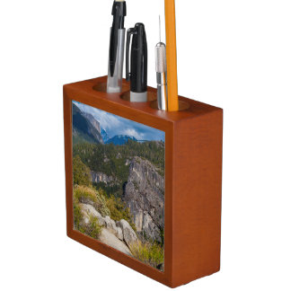 USA, California. Yosemite Valley Vista 2 Desk Organiser