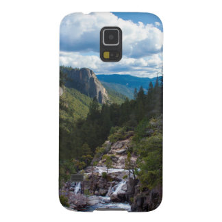 USA, California. Yosemite Valley Vista Galaxy S5 Cases