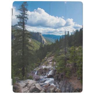 USA, California. Yosemite Valley Vista iPad Cover
