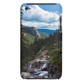 USA, California. Yosemite Valley Vista iPod Case-Mate Case