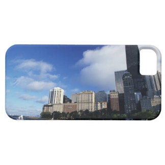 USA, Chicago, Illinois, Oak Street Beach and iPhone 5 Case