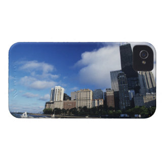 USA, Chicago, Illinois, Oak Street Beach and iPhone 4 Case
